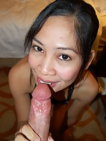 Sexy long-legged Filipina fucked in hotel by horny tourist
